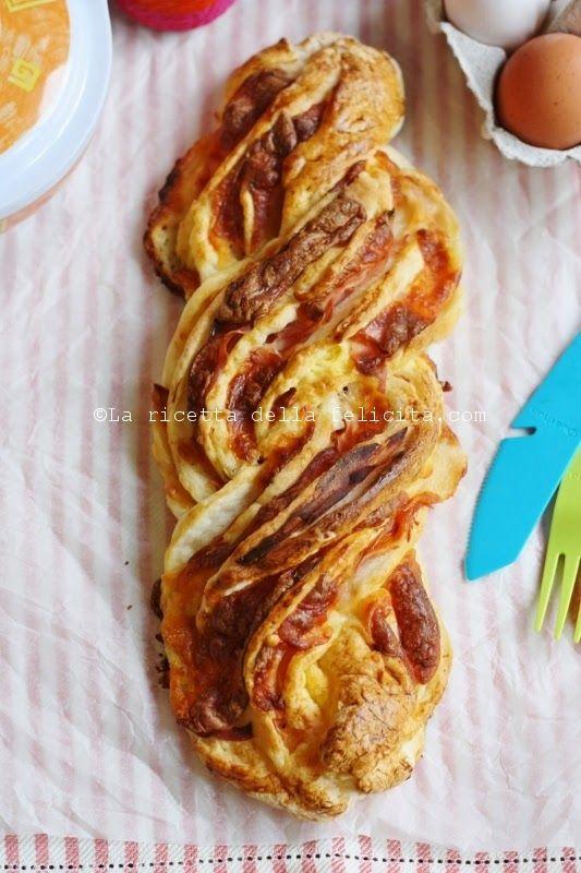 La ricetta della felicità: Treccia rustica senza impasto a lievitazione diretta e 10 idee dolci e salate per il pic-nic di Pasquetta!