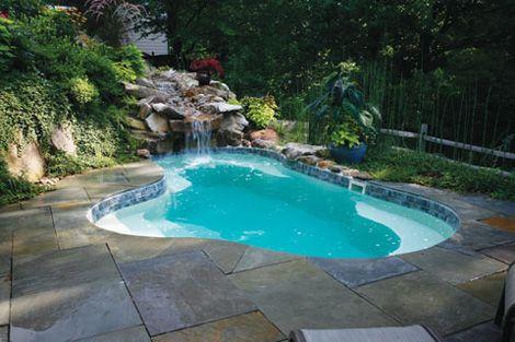 Pool… Dipping Pool