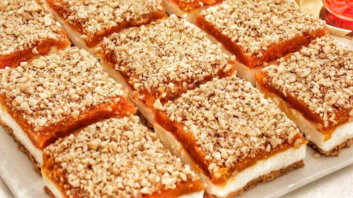 Bal Kabaklı Bisküvili Pasta Tarifi, Bal Kabağından Neler Yapılabilir? | Yemek Yöresi
