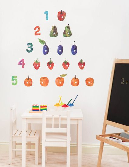 Very Hungry Caterpillar Room Decor Kit