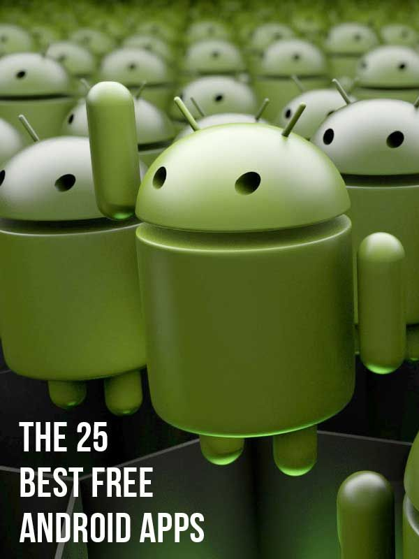 If you have an Android smartphone, you'll definitely want to check out these great free apps.