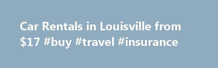 Car Rentals in Louisville from $17 #buy #travel #insurance http://travel.nef2.com/car-rentals-in-louisville-from-17-buy-travel-insurance/  #best car rental deals # Car Rentals Near Louisville Car Rental Directory Enterprise Car Rental Locations in Louisville 10500 Westport Rd Ste 102 +1 502 412 5111 110 Ten Pin Ln +1 502 896 9988 11400 Westport Rd +1 502 412 5160 1360 Bardstown Rd +1 502 459 3115 1850 S Hurstbourne Pkwy Ste 189 […]