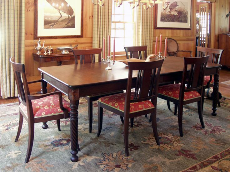 Best 25+ Mahogany dining table ideas on Pinterest | Industrial ...