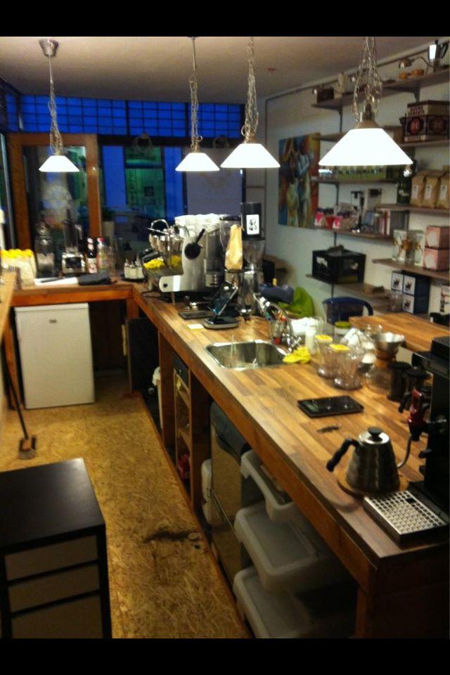Black & Bloom Groningen // hotspot // coffee // craft // artisan