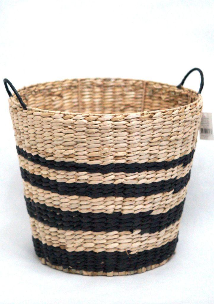 Kosz Na Koce I Poduszki Skandynawski Skandi Styl 7248677636 Allegro Pl Wiecej Niz Aukcje Laundry Basket Wicker Laundry Basket Wicker