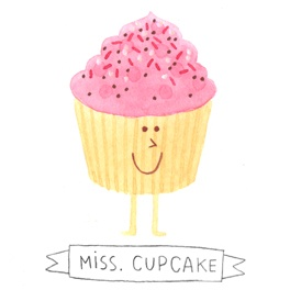 Hey Bambini's list of the BEST spots in Melbourne to pick up fluffy colourful cupcake with the wee ones in tow.