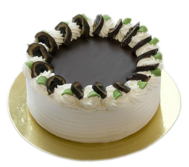 The Cake of Hungary - Az ország tortája 2010 Szilvagombóc torta