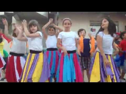 KERMESSE ECOLE SAINTE THERESE VILLEURBANNE 2016 - YouTube
