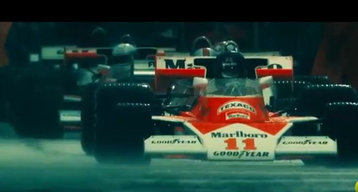 New 'Rush' Movie Trailer Shows James Hunt At His Best/
