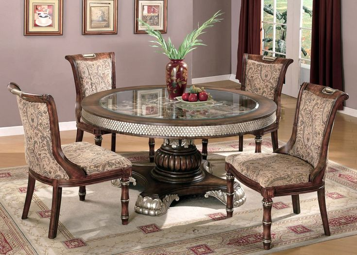 2 tone dining room sets
