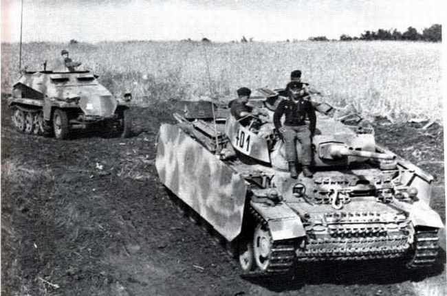 Battle of Kursk Panzer III