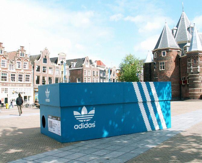 Adidas Shoebox Shop adidas shop amsterdam