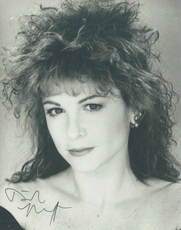 Dinah Manoff -- dig that crazy 80s hair