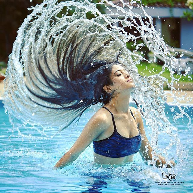 One of my favorite shot  Actress : Shivangi Joshi!!!