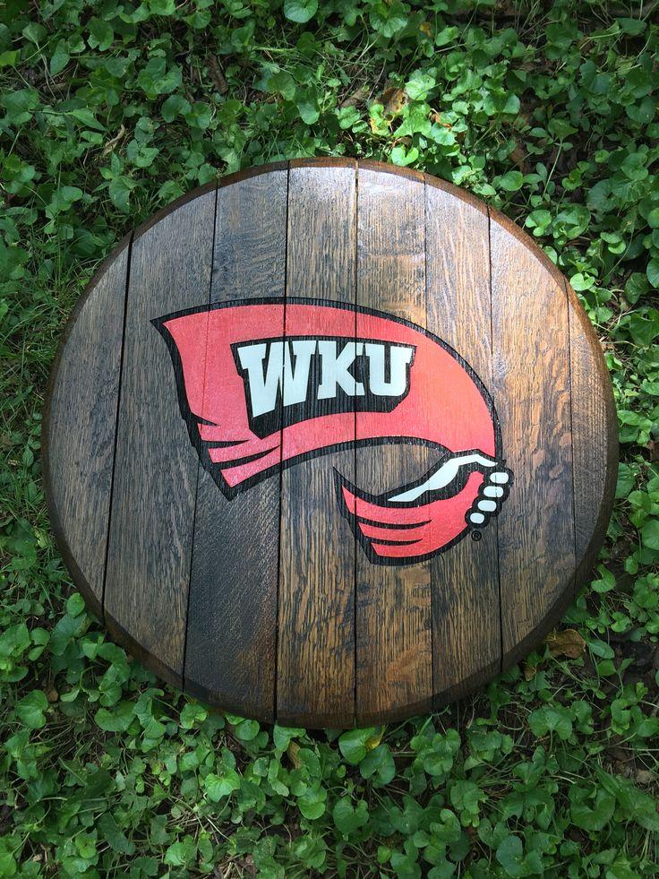 Officially Licensed Western Kentucky University Reclaimed Bourbon