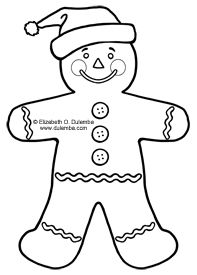 Best 20 Gingerbread man coloring page ideas on Pinterest