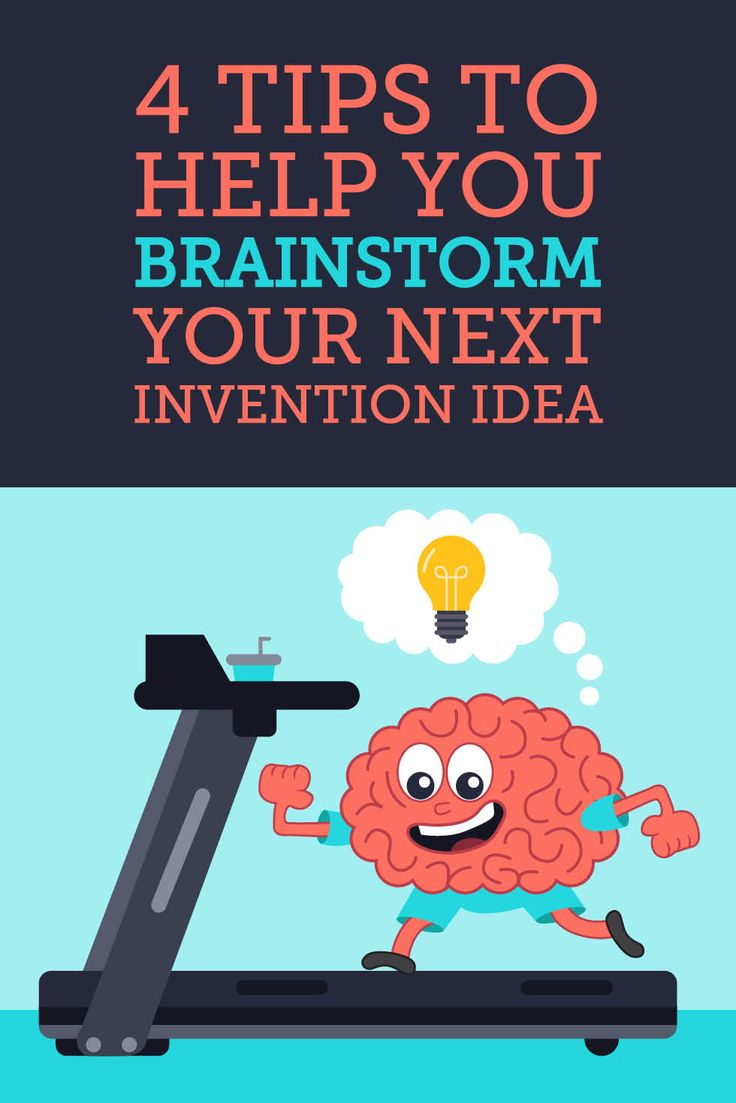 Check out brainstorming software such as smart ideas to help you - 4 Tips To Help You Brainstorm Your Next Invention Idea