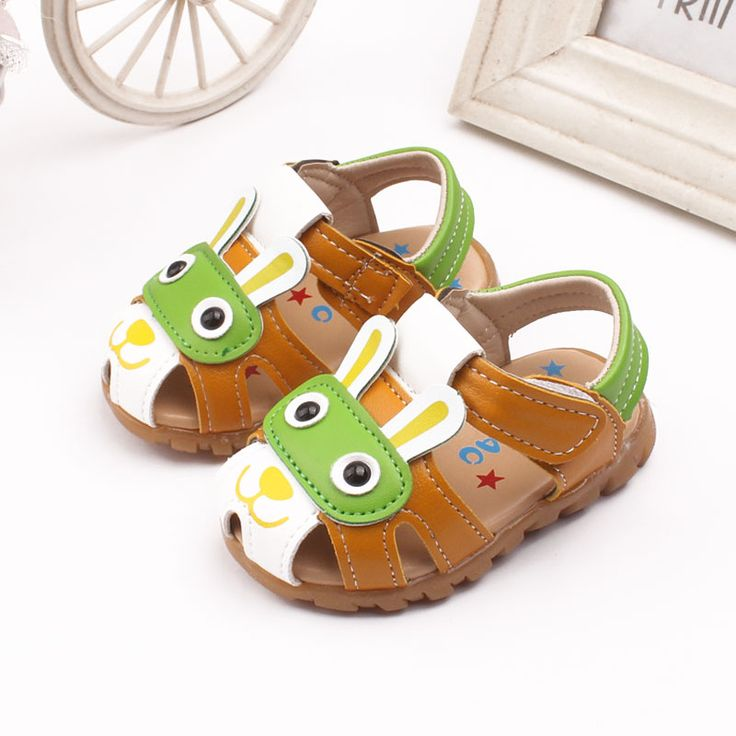 2017 New Arrival Summer Cute Baby boys Sandals  Toddlers Kids soft sole Shoe Toddler Baby Shoes Kids Toddler Sandals