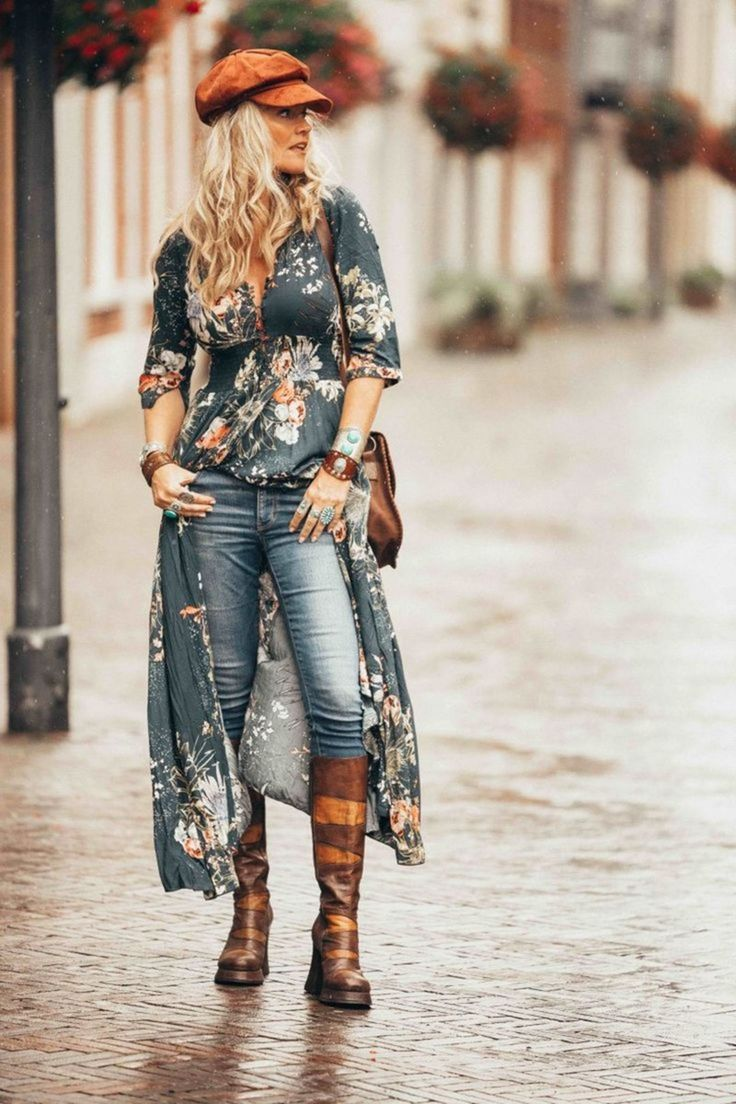 10 Beautiful Chic Boho Outfits That Will Make You Fall In Love