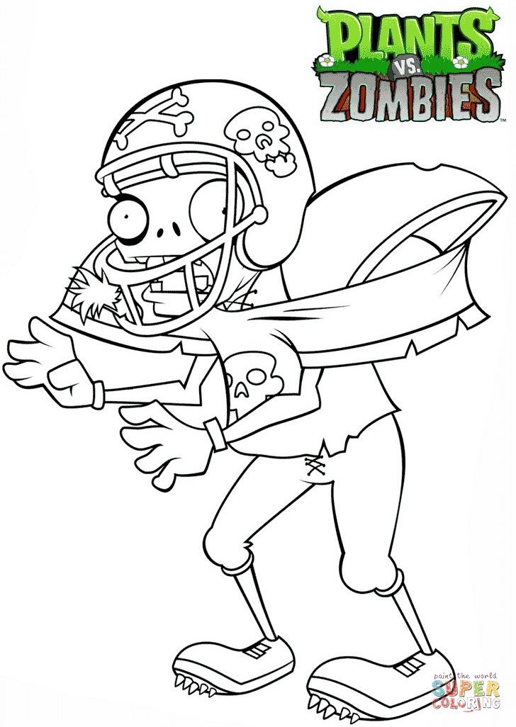 Pin By 333lorie On Plants Vs Zombies Plants Vs Zombies Birthday Party Coloring Books Coloring Pages