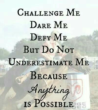 One of all time favorites! So very true. Never underestimate ME