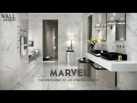 The Marvel white-body wall cladding reproduces the most precious stone materials in all their splendour, recreating delicate veining, intens...