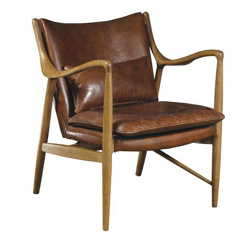 Harmony Leather Arm Chair