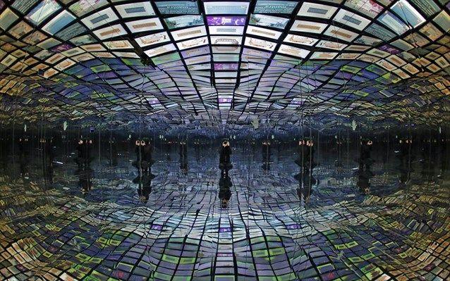 Υβριδικό μέλλον στα όρια τέχνης και τεχνολογίας   naftemporiki.gr