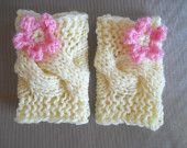 Baby Girl Leg Warmers Newborn Baby Leg Warmers Baby by effybags