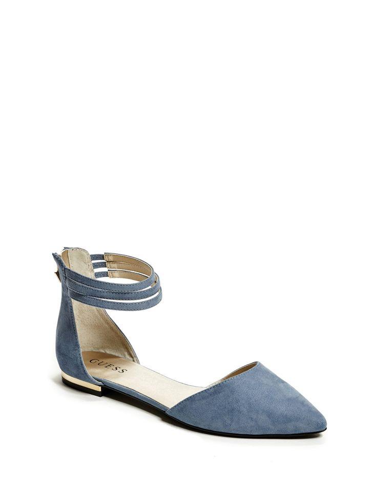 Ellia Ankle Strap Sandals