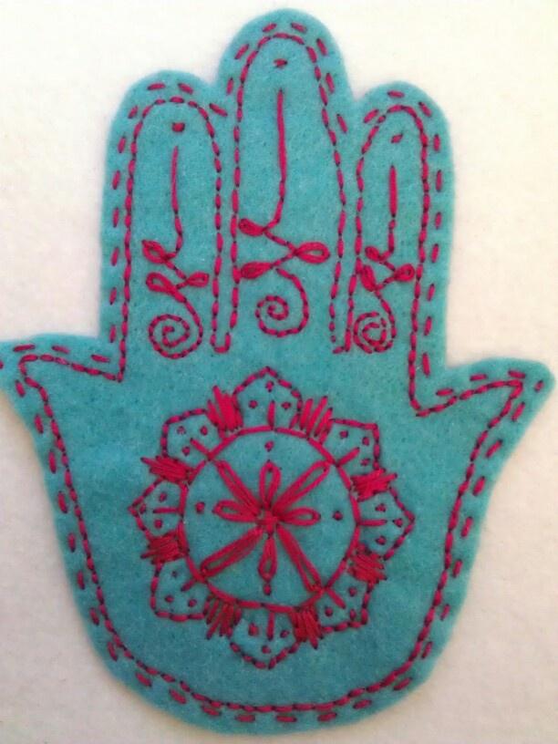 Hand of Fatima- swap for world friendship day?
