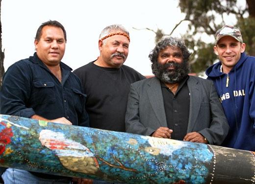 Men's Health Week Aboriginal and Torres Strait Islander men at The Shed  http://www.menshealthweek.org.au/