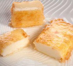 Жареное молоко - фантастически вкусный десерт