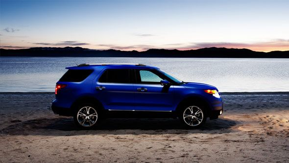 2014 Ford Explorer Portage - Valparaiso - Lake Shore Ford