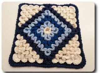 Tina's handicraft : crochet stitch - photo tutorial & pattern