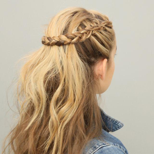 Festival Styles In A Few Easy Steps Hair