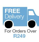 Free Delivery in SA For Orders Over R249