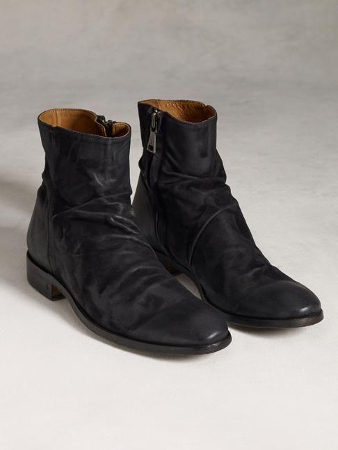 Morrison Sharpei Boot in Black