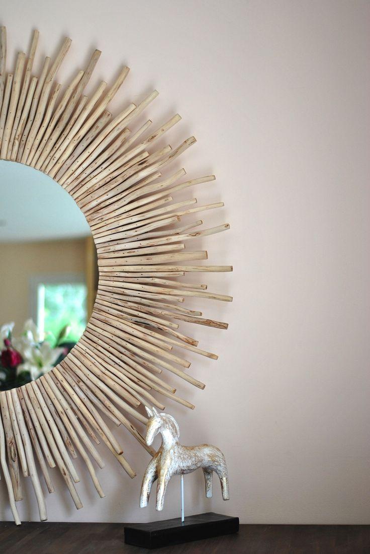 17 meilleures id es propos de miroir soleil sur pinterest miroir en forme de soleil meubles - Miroir a la decoupe ...