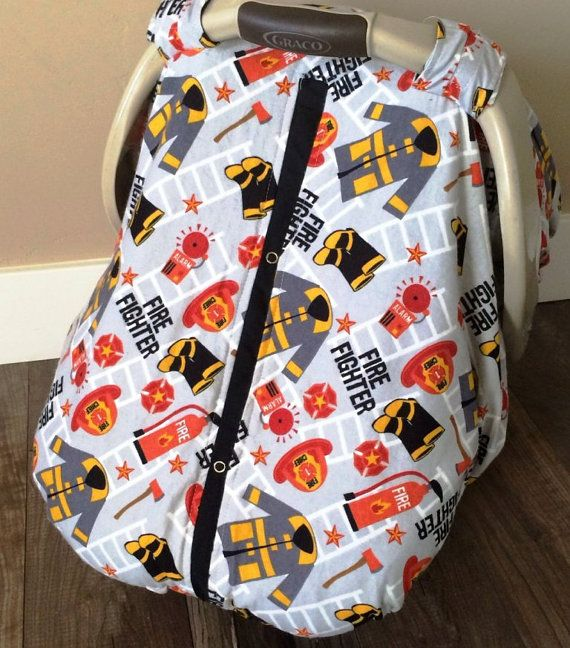 Car seat Canopy RTS fitted all the way around by TheBabyBubble, $32.99