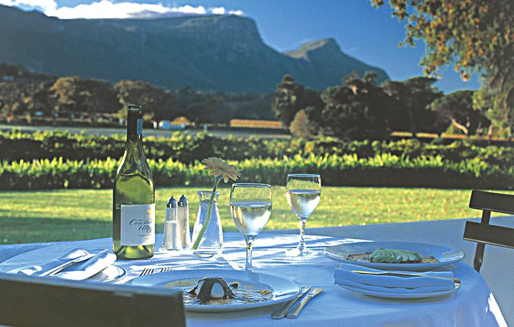 Classy, simple, elegant experience that is South Africa.