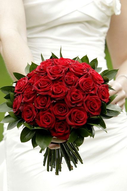 The bouquet by Rose Robinson, via Flickr