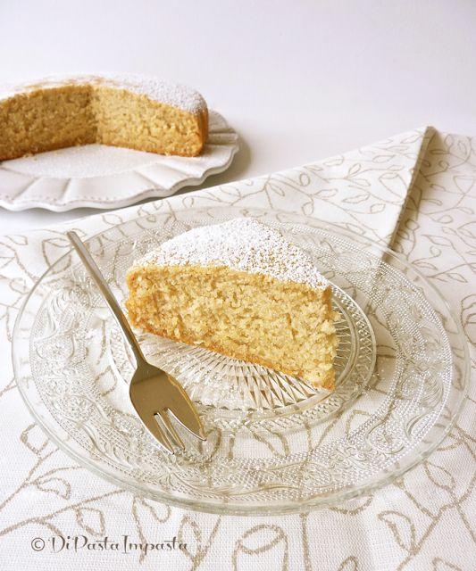 Di pasta impasta: Torta senza glutine, uova, zucchero e lattosio