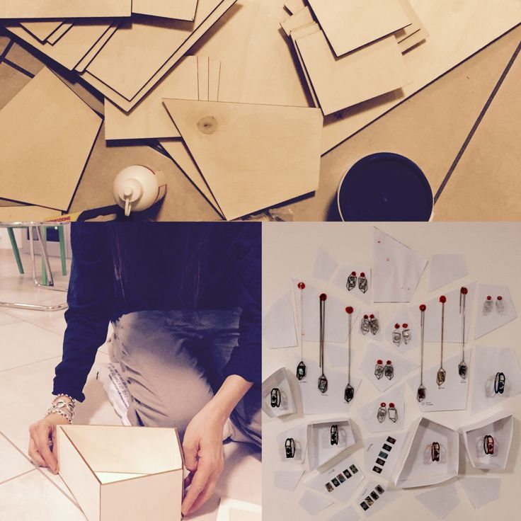 From prototype to reality, let the building begin! #FuoriSalone2015 | #OnticDesign