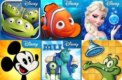 Seven popular Disney games go free at the Windows Phone Store