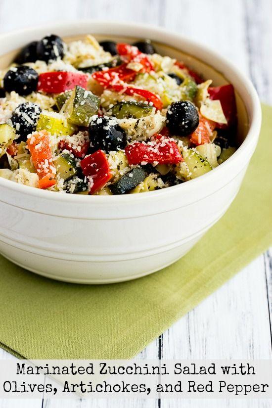 207 best images about Salads on Pinterest | Greek salad ...