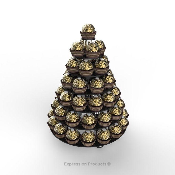 Professional Ferrero Rocher Tower - 7 Tier