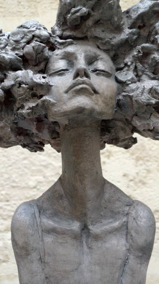 Escultura de Valérie Hadida.