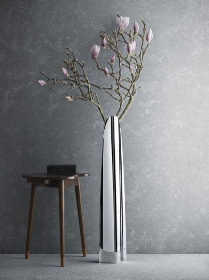 Bungalow5 Georg Jensen Champagne Floor Vase