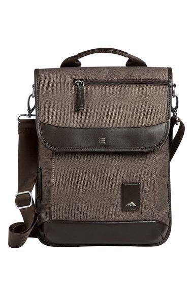 'Medina' Vertical messenger bag